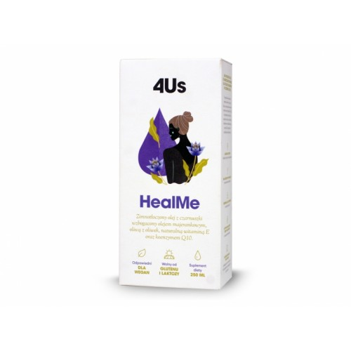 4Us HealMe 250 ml- Healthlabs