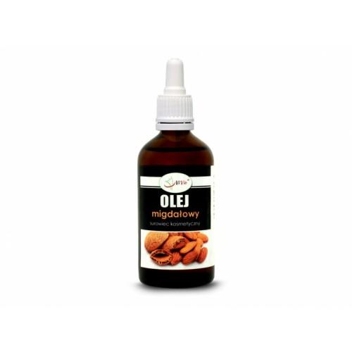 Olej ze słodkich migdałów rafinowany 50ml