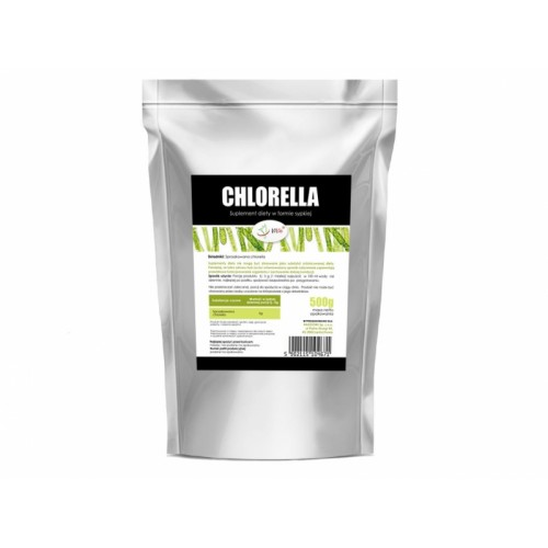 Chlorella proszek 500g