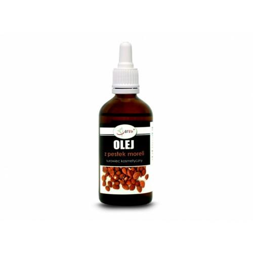 Olej z pestek moreli rafinowany 100ml
