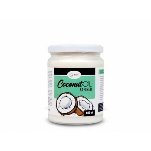 Olej kokosowy rafinowany VIVIO 500ml