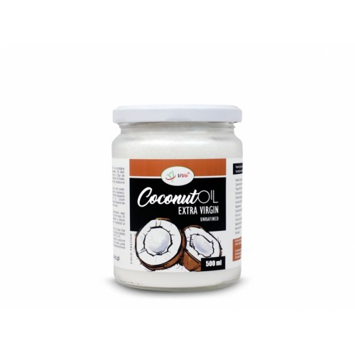Olej kokosowy VIRGIN VIVIO 500ml