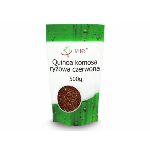 Quinoa Komosa ryżowa czerwona 500g