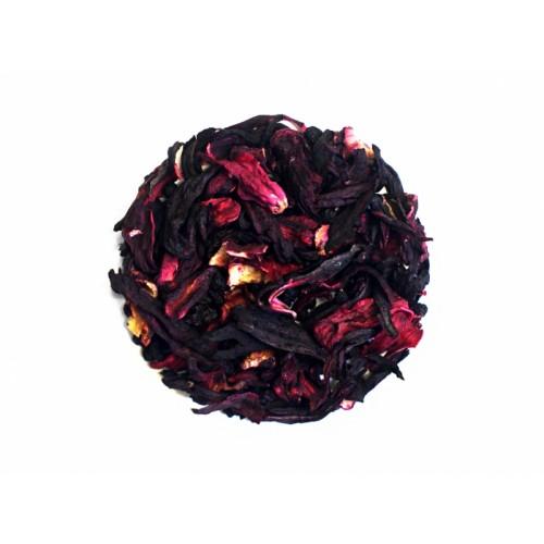 Herbata wiśnie w rumie 50g