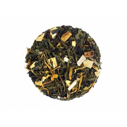 Herbata sencha lemonka 50g