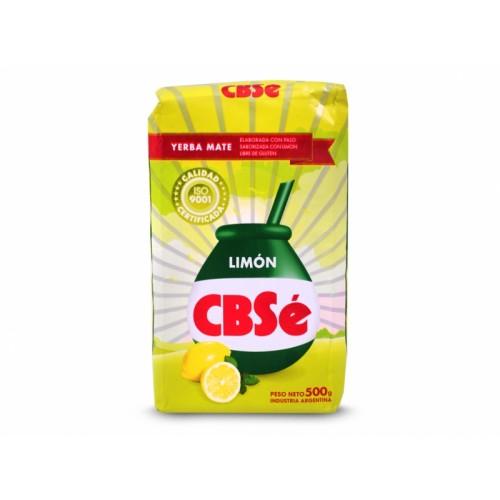 Yerba CBSe Limon cytrynowa 500g