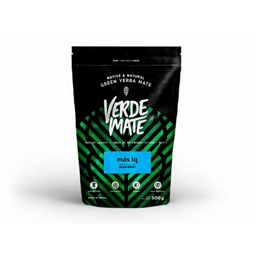 Yerba Verde Mate Green Mas IQ 500g