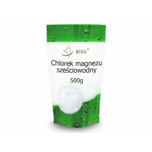 Chlorek magnezu sześciowodny 500g
