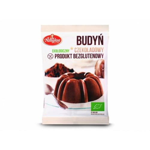 BIO Budyń czekoladowy 40g AMYLON