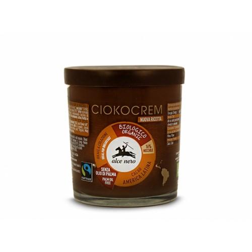 BIO Krem orzechowo-czekoladowy 180g Alce Nero