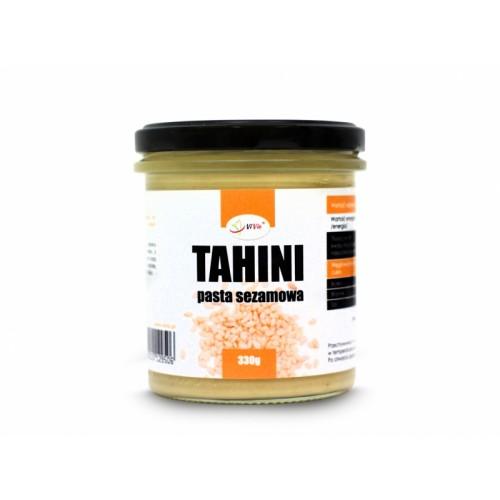 Tahini pasta sezamowa VIVIO 330g