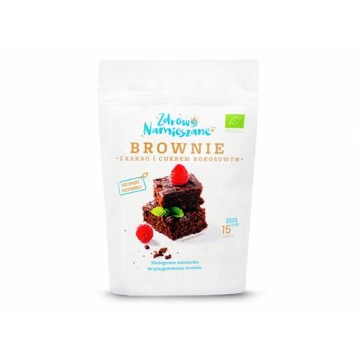 BIO Brownie z kakao 290g Zdrowo Namieszane