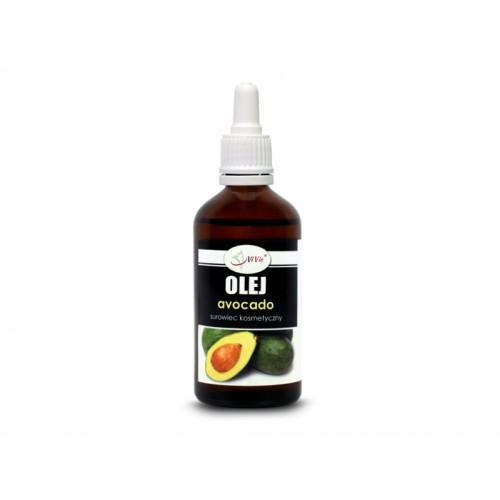 Olej avocado kosmetyczny 100ml (rafinowany)