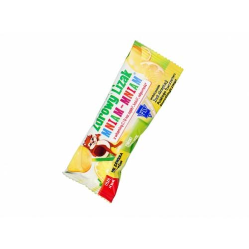 Lizak cytryna 6g Zdrowy Lizak