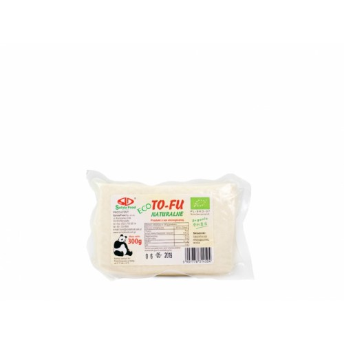 BIO Tofu naturalne Solida Food 300g