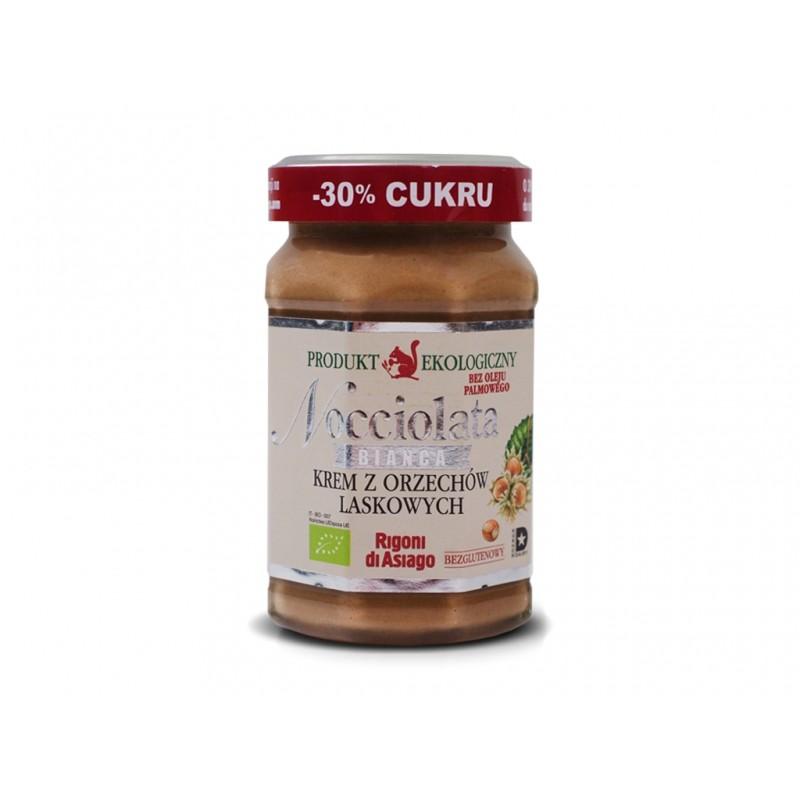 BIO Krem z orzechów laskowych 30% 270g Nocciolata