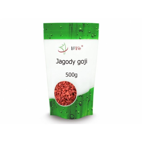 Jagody Goji suszone 500 g