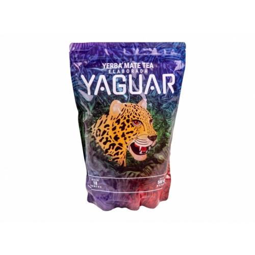 Yerba mate yaguar elaborada 500g