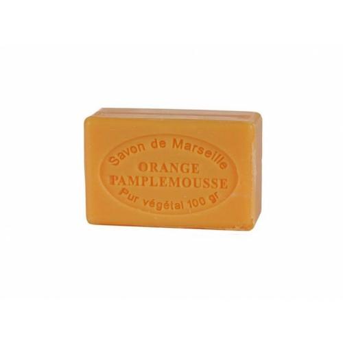 Mydło marsylskie Pomarańcza-cynamon 100 g