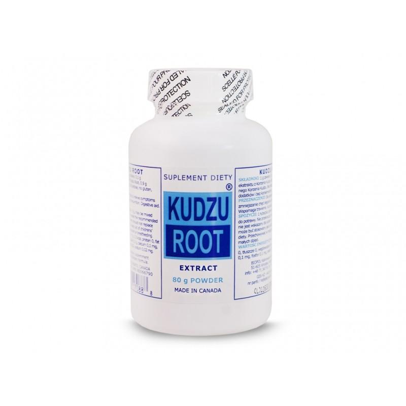 KUDZU ROOT ekstrakt dla dorosłych (nałóg)