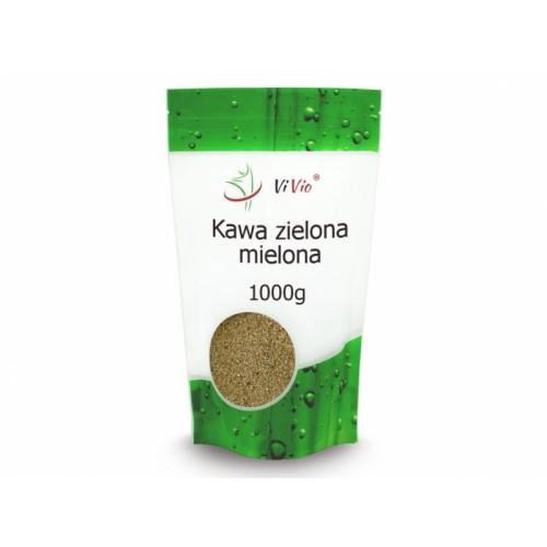 Kawa zielona mielona 1000g