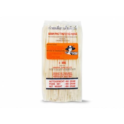 Makaron Ryżowy 5mm Farmer 400g - Tajlandia