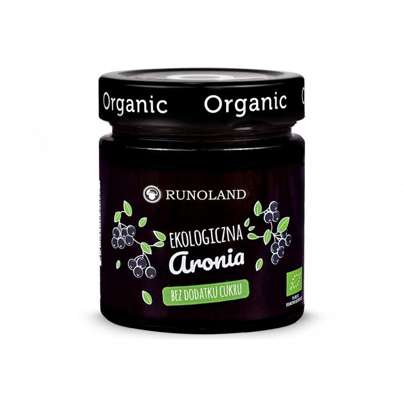 EKO Aronia z sokiem jabłkowym 200g - Runoland